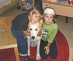 Ben und Lena Fischer